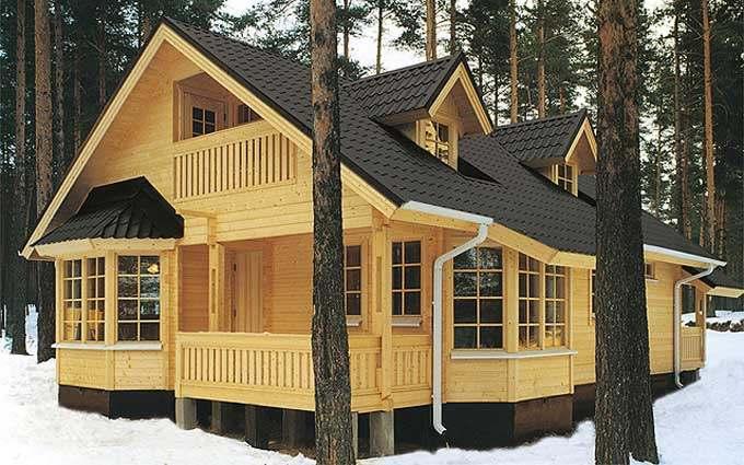 Готовые каркасные дома под ключ цены фото