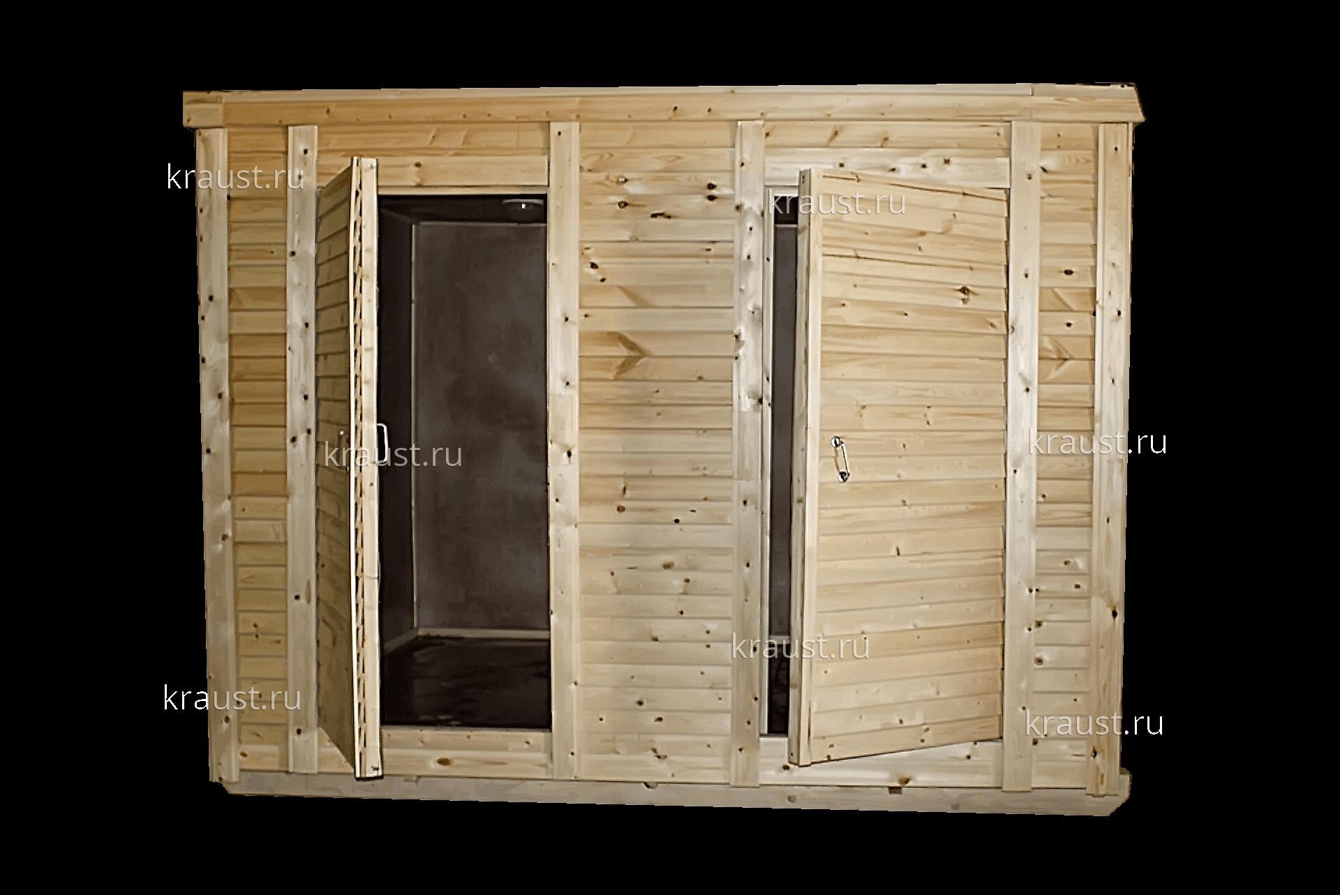 Дверь в сарай своими руками фото