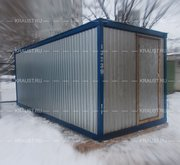 Блок контейнер БК-01 ДВП г.Можайск фото