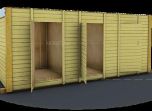 Проекты хозблоков с туалетом фото