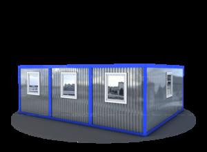 Блок контейнер для оборудования связи фото