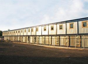 Блок контейнеры, бытовки, модульные здания фото