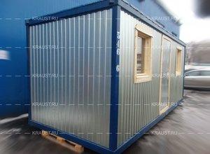 Блок контейнер бытовой фото