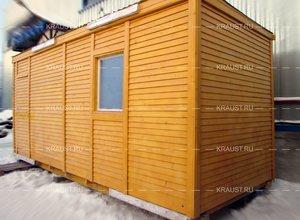 Дачные вагончики деревянные фото