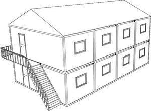 Проектирование модульных зданий