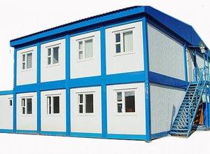 Проекты модульных зданий изображение