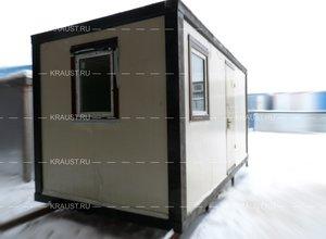 Блок контейнер телекоммуникационный фото