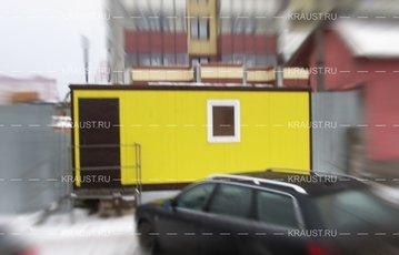 Блок контейнер г. Дедовск фото