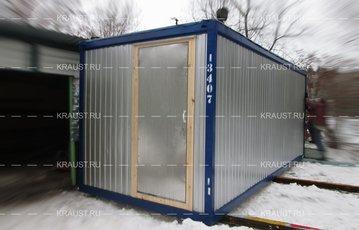 Блок контейнер г. Волоколамск фото