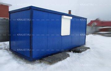 Блок контейнер с сэндвич панелями г.Химки