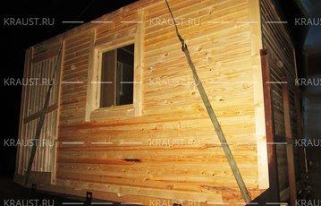 Бытовка деревянная г. Нахабино
