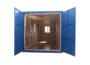 Блок контейнер гараж ворота фото