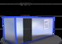 Блок контейнер БКОД-01 Утепленный с пенофолом фото