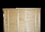 Бытовка-хозблок 3х2,3м двухскционный изображение