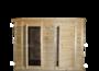 Бытовка-хозблок 3х2,3м двухскционный чулан изображение