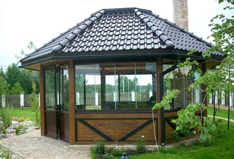 Беседки застекленные с барбекю фото летняя кухня на даче с барбекю