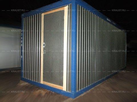 Блок контейнер БК-00 ДВП, г. Истра, фото