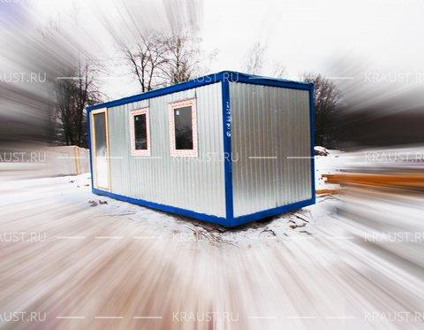 Блок-контейнер БК-01 ДВП фото