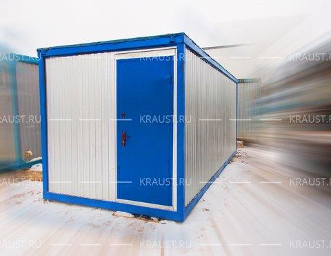Блок-контейнер фото
