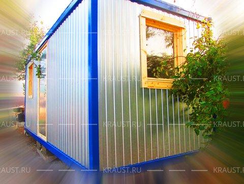 Блок контейнер, г. Кли́мовск фото