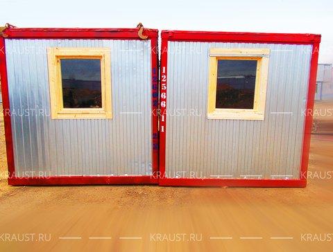 Блок контейнер г. Кубинка фото