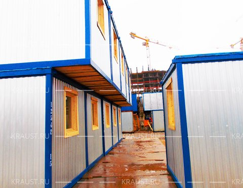 Блок контейнер г. Лосино-Петровский фото