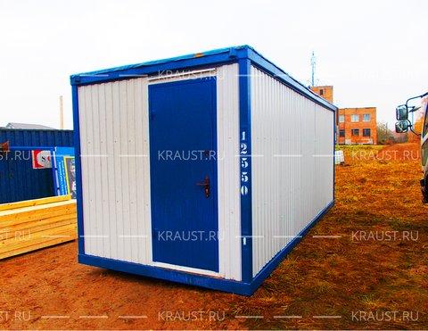 Блок контейнер г. Луховицы фото