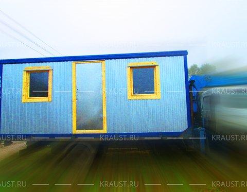 Блок контейнер г. Орехово-Зуево фото