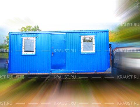 Блок контейнер пгт. Калининец фото