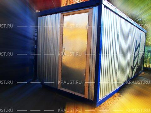Блок контейнер пгт. Подольск фото