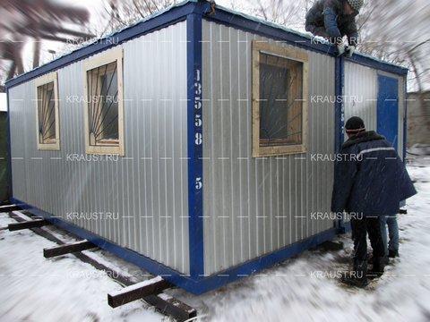 Модуль из 2х БК-00 г.Зубцов фото