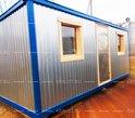 Блок контейнер деревня Чемодурово фото