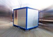 Блок контейнер БК-011 ДВП фото