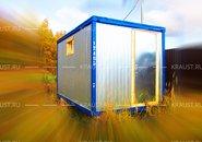 Блок контейнер вид с угла