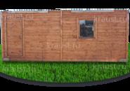 Технология строительства бытовок фото