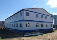 Модульные дома из блок контейнеров фото