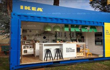 Блок-контейнер с окнами в пол г.Ачинск фото