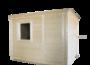 Бытовка-хозблок 3х2,3м брусовый фотография