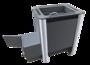 Модульная мобильная баня бл-01 печь картинка