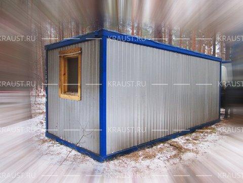 Блок-контейнер БК-04 фото