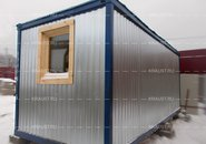 Блок контейнер БК-01 ДВП пгт.Обухово фото