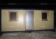 Блок контейнер БК-04 ДВП г.Куровское фото