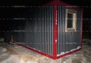 Блок контейнер ЭБК-01 ДВП дер. Стулово фото