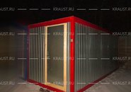 Блок-контейнер ЭБК-01 ДВП фото