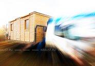 Бытовка деревянная г. Егорьевск фото