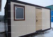 Сантехнический блок контейнер Краус г. Москва