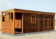Проект дома с баней внутри фото
