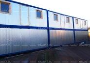 Фабрика мобильных зданий фото