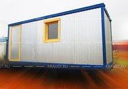 Жилые вагончики бытовки фото